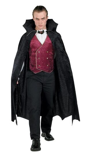 Mens Adult Vampire Costume