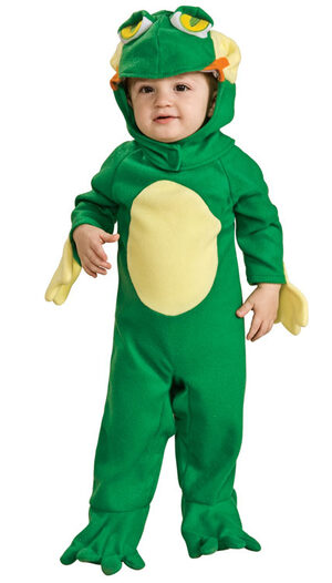 Infant Frog Baby Costume