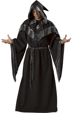 Mens Dark Sorcerer Adult Costume