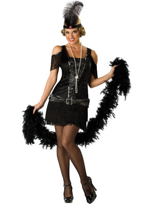 Fabulous Flapper Dress Adult Costume