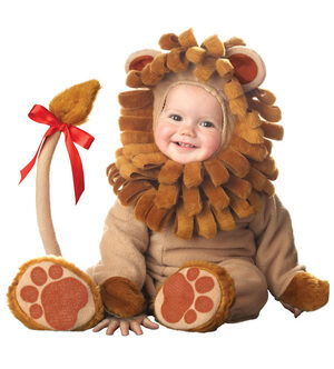 Lil Lion Baby Costume