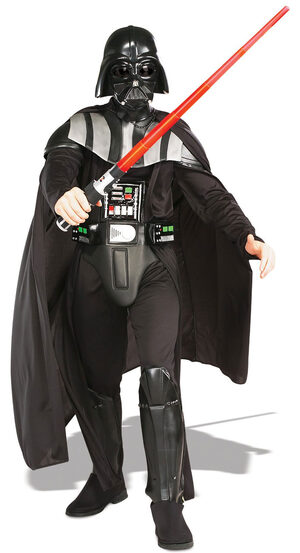 Deluxe Adult Darth Vader Star Wars Costume