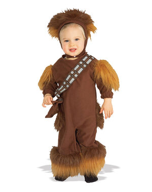 Star Wars Chewbacca Baby Costume