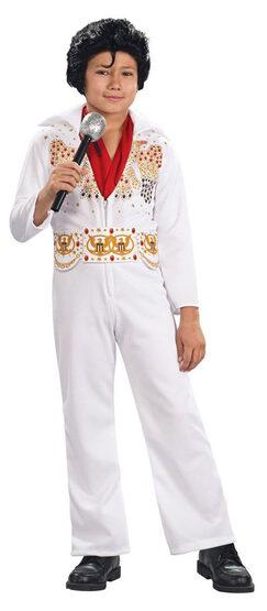 Aloha Kids Elvis Costume