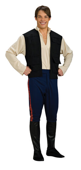 Deluxe Adult Han Solo Star Wars Costume