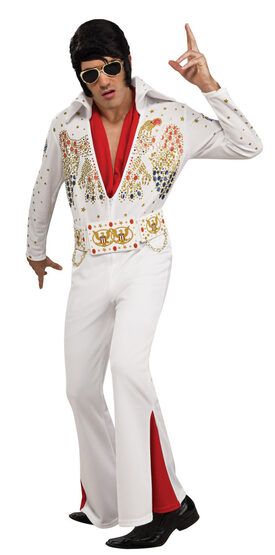 Aloha Adult Elvis Costume