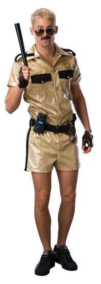 Mens Reno 911 Lt Dangle Adult Police Costume