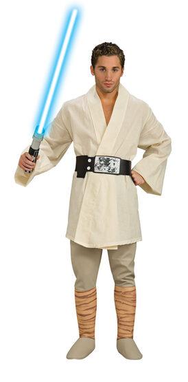Deluxe Adult Luke Skywalker Star Wars Costume