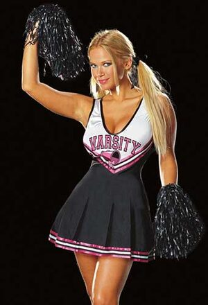 Varsity Cheerleader Sexy Costume