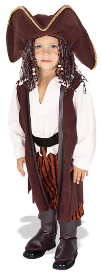 Kids Yard Babies Pirate Costume