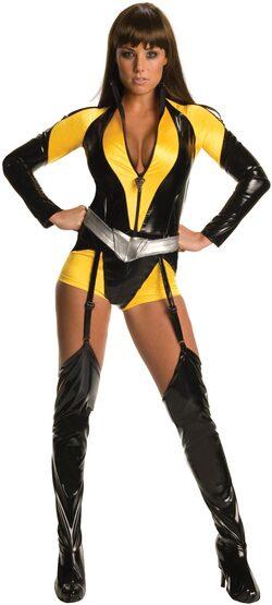 Watchmen Silk Spectre Sexy Costume