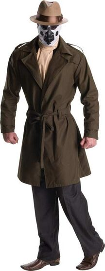 Watchmen Rorschach Deluxe Adult Costume