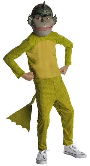 Monsters vs Aliens Missing Link Kids Costumes