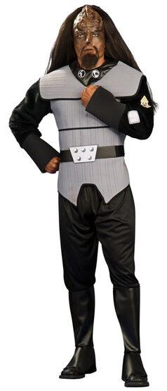 Klingon Adult Deluxe Costume