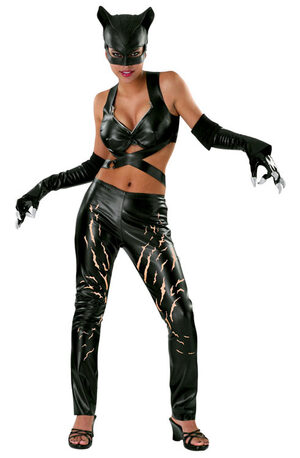 Sexy Deluxe Catwoman Costume