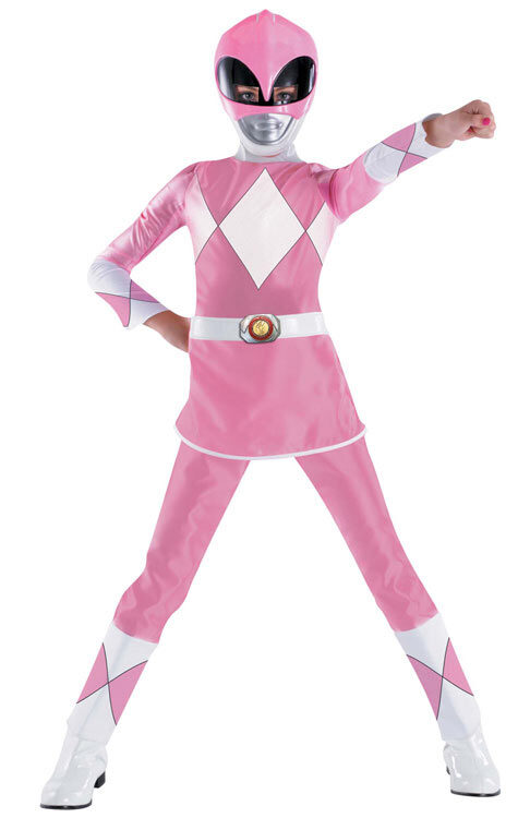 Pink Power Ranger Kids Costume  sc 1 st  Mr. Costumes & Pink Power Ranger Kids Costume - Mr. Costumes