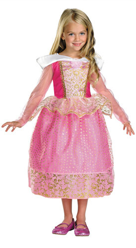 Kids Classic Disney Princess Aurora Costume