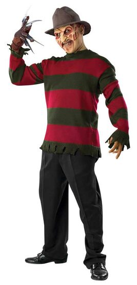 Freddy Deluxe Adult Shirt