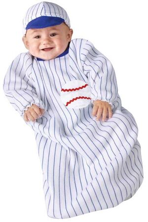 Baseball All Star Infant Costume