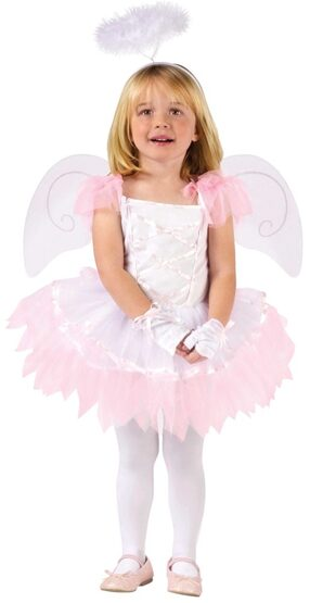 Kids Angelina Angel Toddler Costume