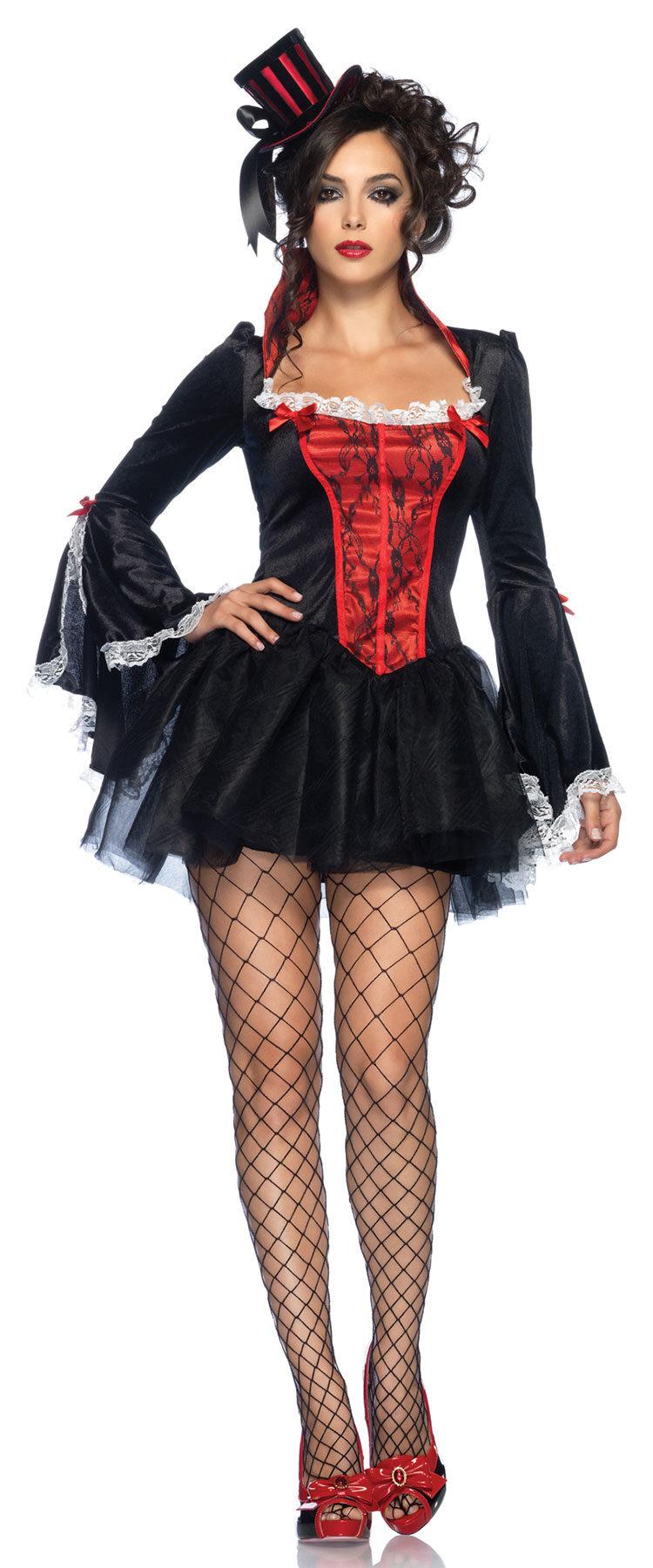Super sexy vampire costume size