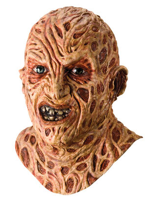Freddy 3/4 Molded Adult Scary Mask