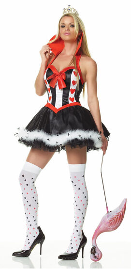 Leg Avenue Sexy Queen of Hearts Costume