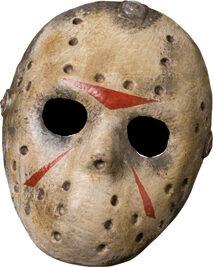 Jason Deluxe Adult Hockey Mask