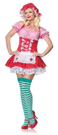 Edible Country Girl Sexy Costume