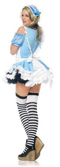 Miss Wonderland Sexy Alice Costume