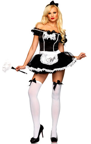 Sexy French Maid Fifi Costume