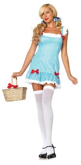 Sexy Darling Dorothy Costume