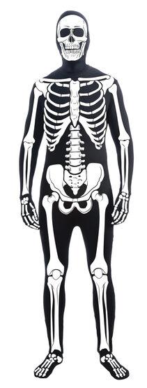 Bone Suit Skeleton Adult Costume