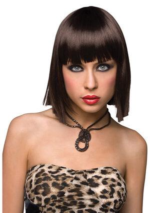 Katie Brown Gothic Wig