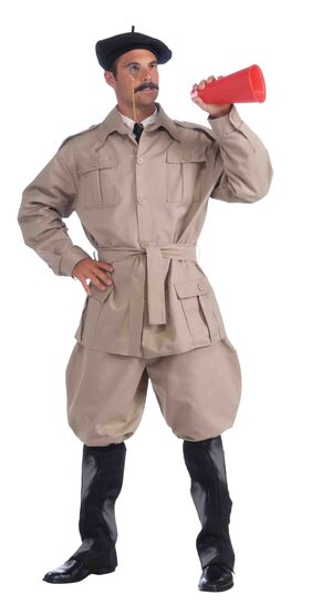 Mens Vintage Hollywood Director Adult Costume