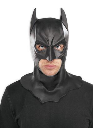 Deluxe Full Adult Batman Mask