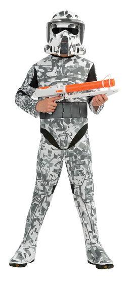 Star Wars Art Trooper Kids Costume