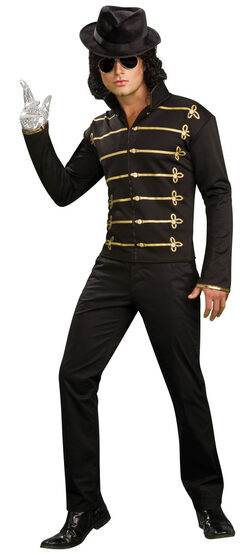Adult Michael Jackson Bad Costume