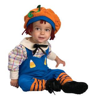 Halloween Ragamuffin Boy Toddler Costume