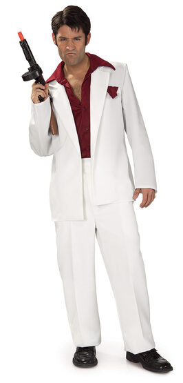 Scarface Tony Montana Adult Costume
