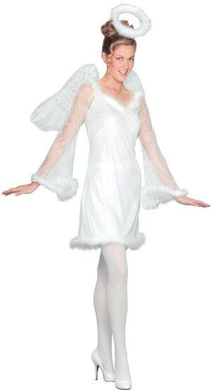 Womens Heaven Sent Adult Angel Costume