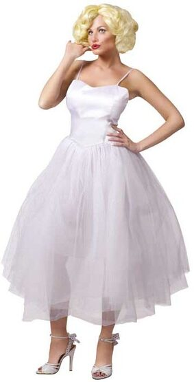 Marilyn Monroe Ballerina Adult Costume