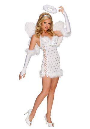 Playboy Sexy Angel Costume