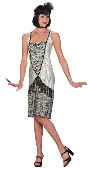 Adult Millie the Flapper Costume