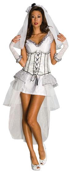 Gothic Mistress Sexy Costume