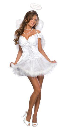 Heaven Sent Sexy Angel Costume