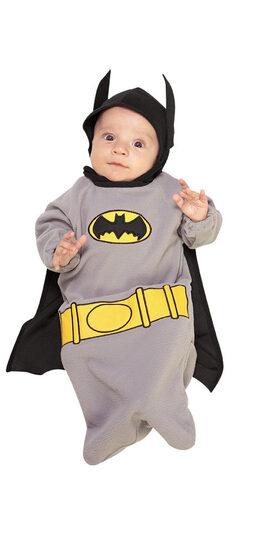 Infant Bunting Batman Costume