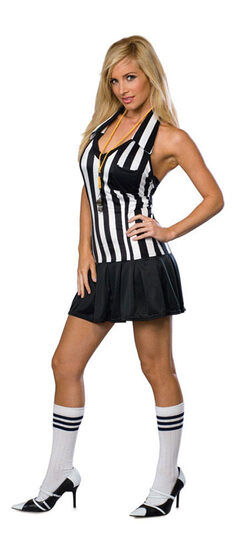 Foul Play Sexy Referee Costume