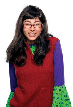 "Ugly Betty ""I'm Beautiful"" Wig Set - Adult / Teen"