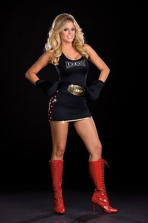 Total Knockout Sexy Boxer Costume